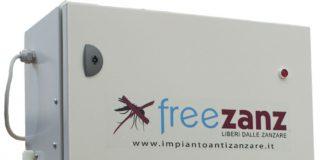 Linea professionale Freezanz System
