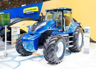 Methane Power Concept - New Holland