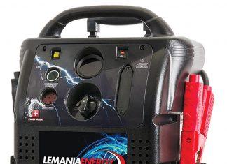 Start Booster Lemania Energy